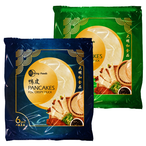Ming Foods Chinese Pancakes Chinese Pancakes Chinese Crispy Duck Pancakes Peking Duck Pancakes Manufacturer And Supplier